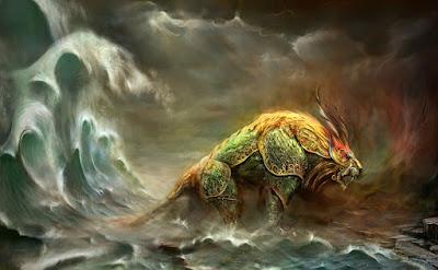 El Monstruo de Nian