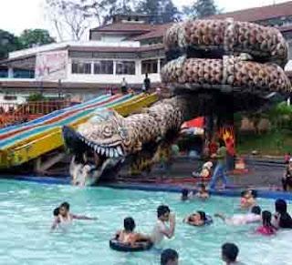 Wisata Air Karang Setra Water Park