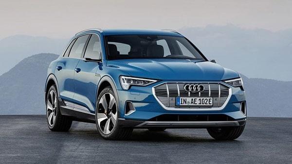 Elektrikli Otomobil - Audi e-tron