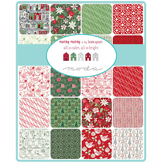 Moda Merry Merry Fabric by Kate Spain for Moda Fabrics