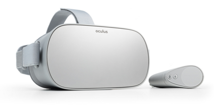 Tech: Mainstreamed VR: Oculus Go – Reviewed