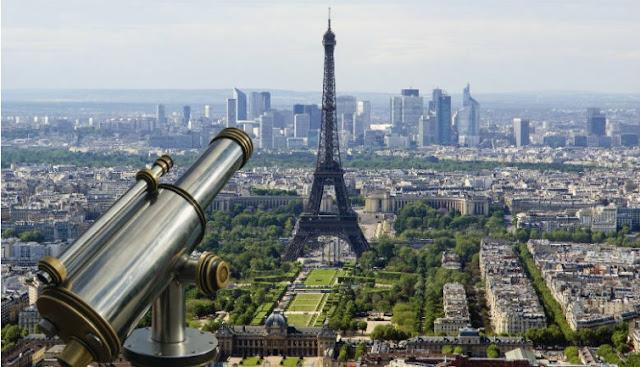 ΠύργοςMontparnasse: Το παρατηρητήριο του Παρισιού με την πανοραμική θέα!