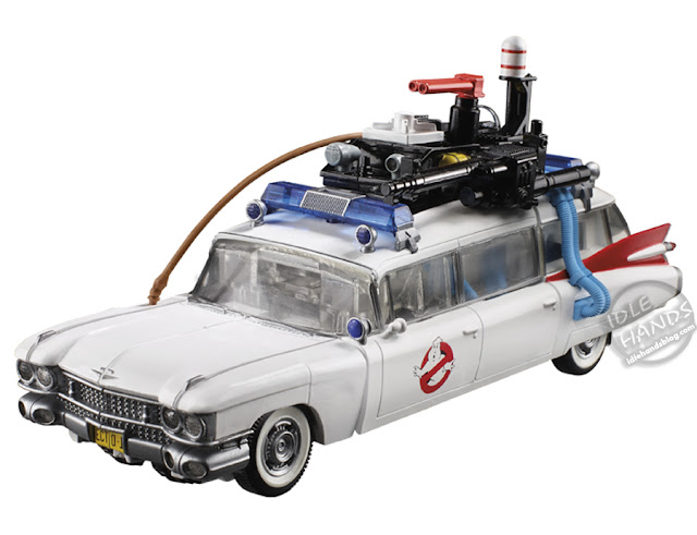 Toy Fair 2019 Hasbro Transformers Ghostbusters Ecto 1 001