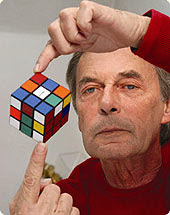 Эрно Рубик — создатель кубика Рубика