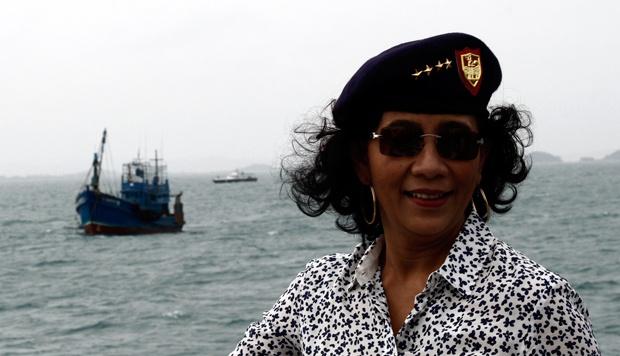 BandarQ - Menteri Susi Gerah Ancam Laporkan Cina Ke Mahkamah Internasional