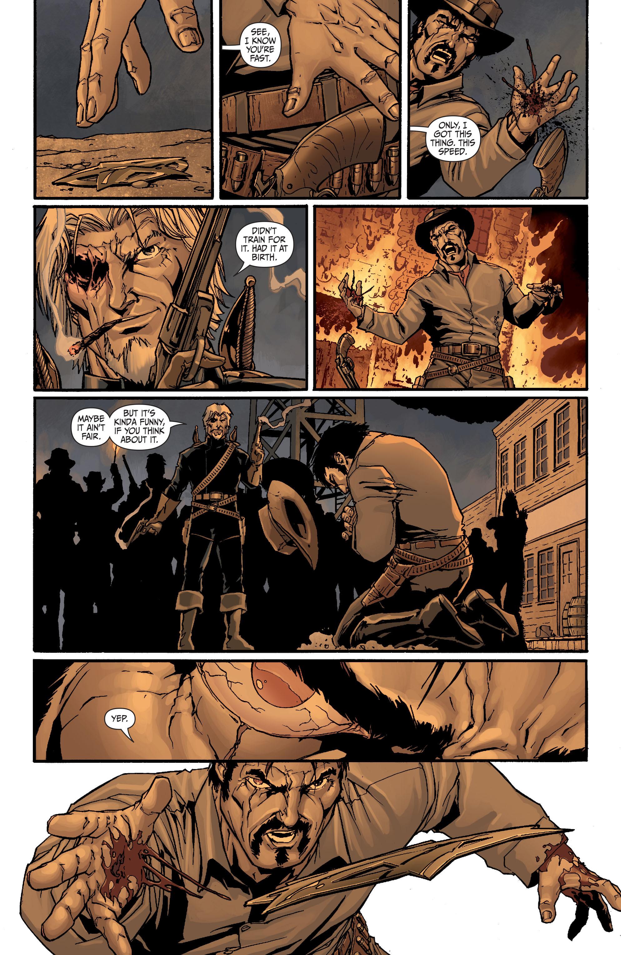 Read online Secret Six (2008) comic -  Issue #24 - 18