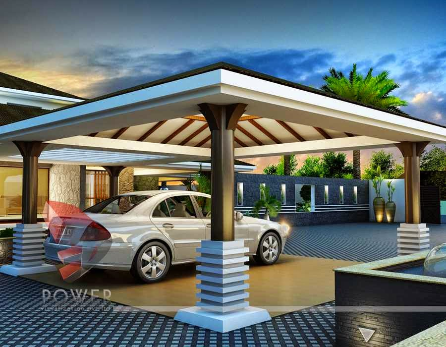 Spacious Parking In Elegance Bungalow