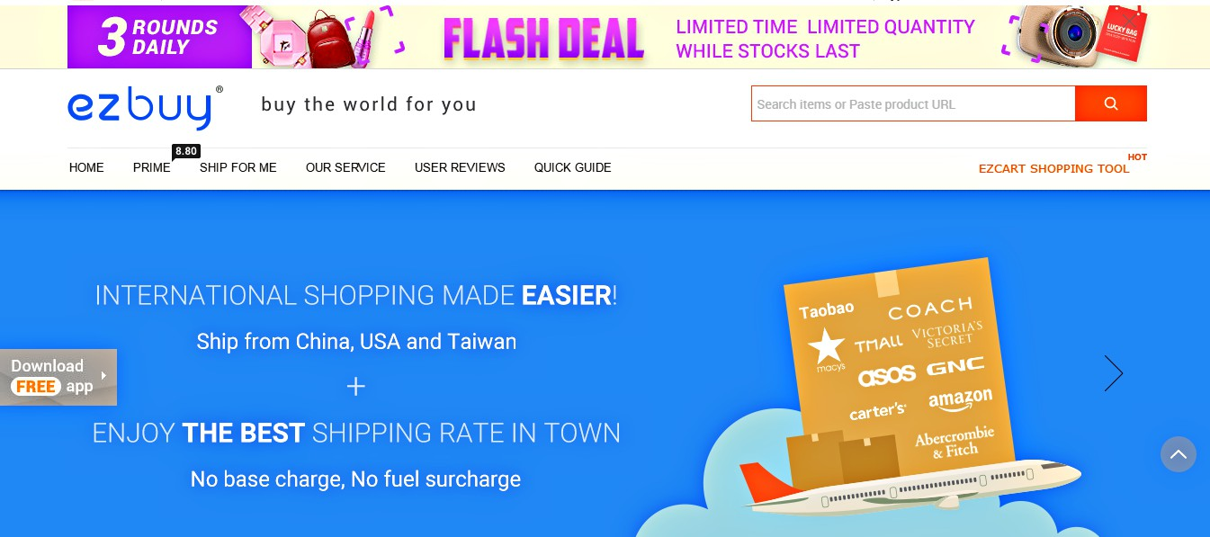 Shopping Become More Convenient And Easy With EZBuy Malaysia - Betty's Journey
