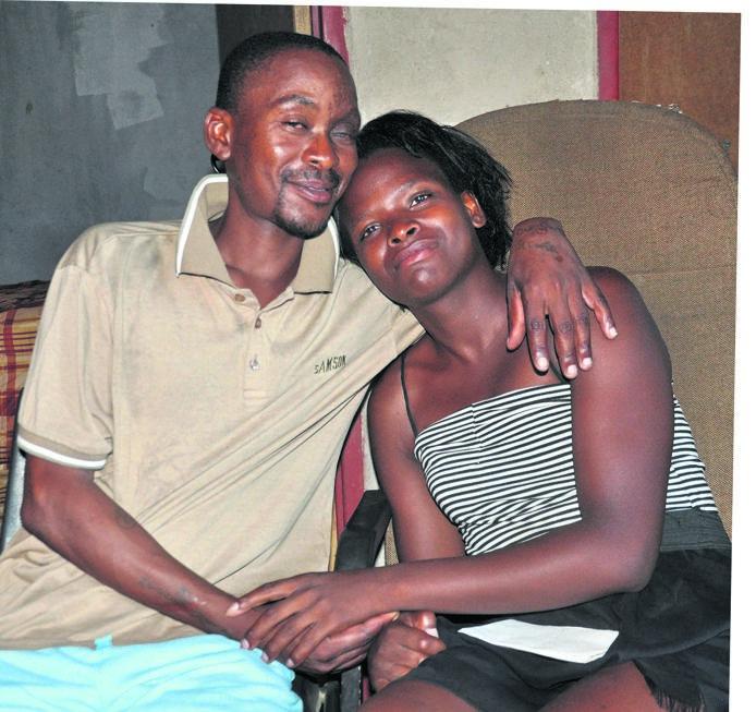 Tshokolo Kemme 25 From Theunissen, Free State Born With Both Punani -8529