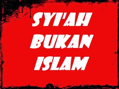 17 alasan ulama Islam mengkafirkan kaum Syi'ah