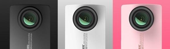 Warna Pilihan Xiaomi Yi Cam 4K Action Camera 2 Di Malaysia