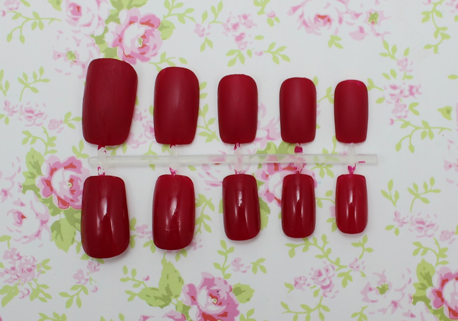 Barry M Matte Nail Paint swatch