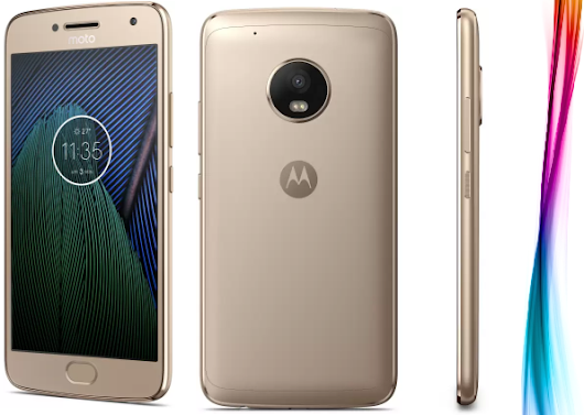 Moto G5 Plus Price and Specification