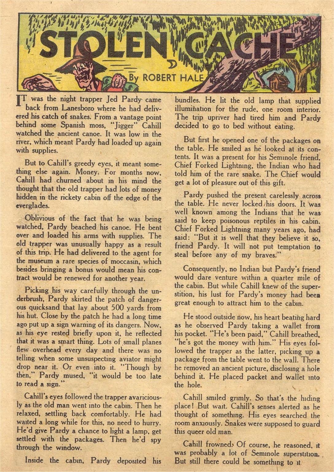 Read online Detective Comics (1937) comic -  Issue #132 - 35