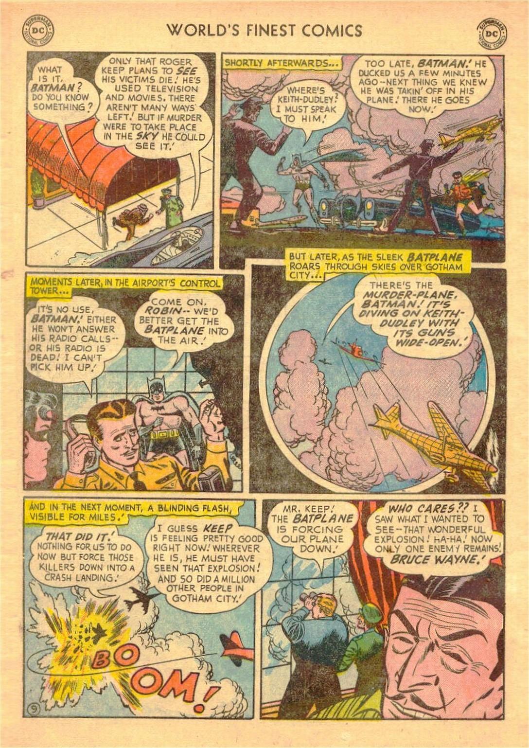 Read online World's Finest Comics comic -  Issue #58 - 62