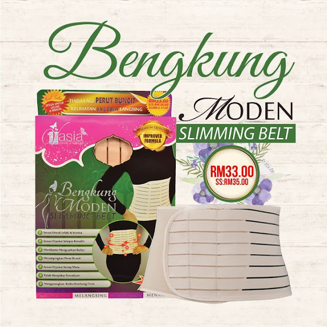 Bengkung Moden Slimming Belt V'asia