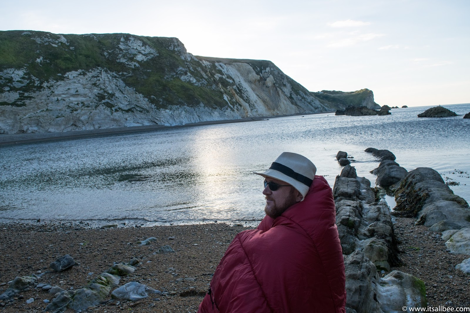 Why You Need To Visit Dorset In England | A Sunrise On Man Of War Cove