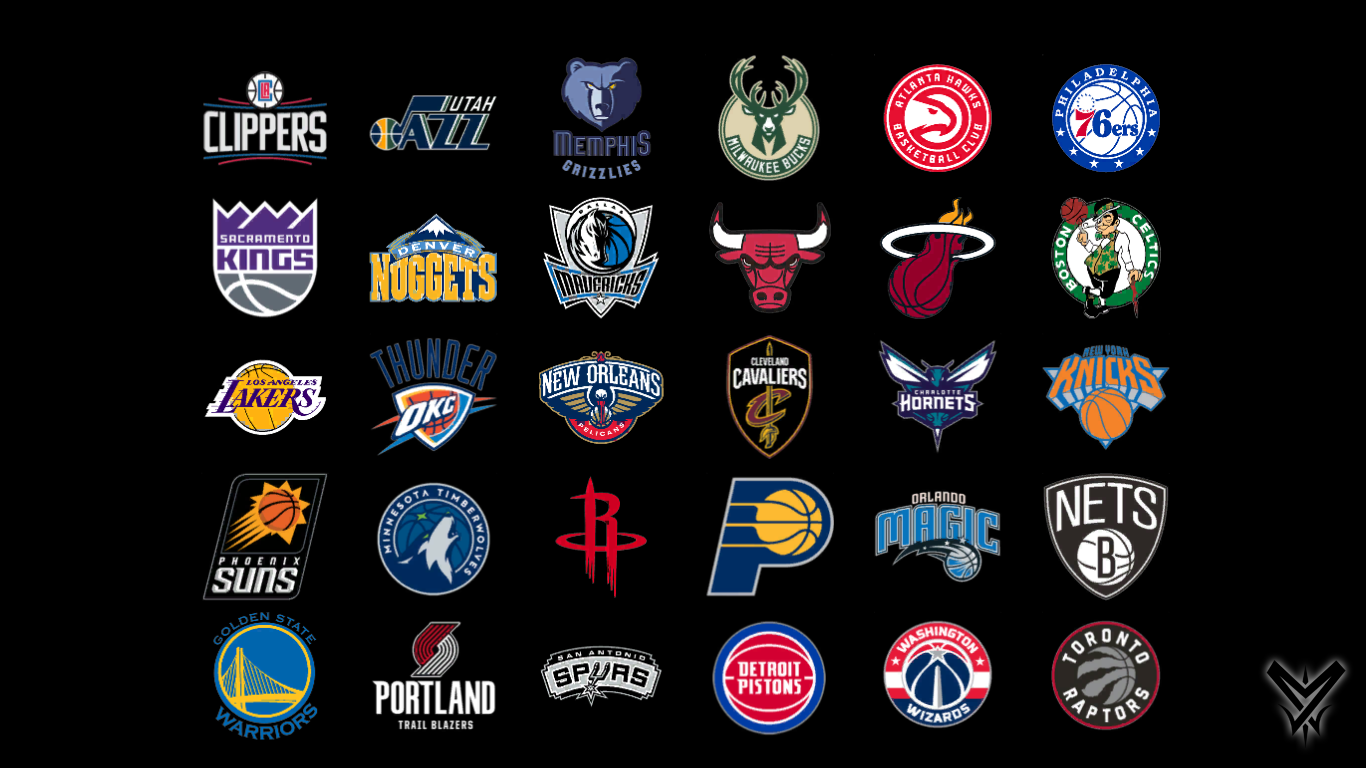 Nba basketball logo
