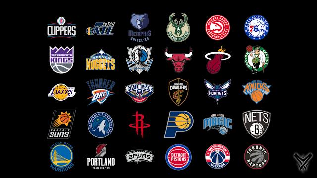 DNA Of Basketball | DNAOBB: NBA 2K14 2017-2018 NBA Logos ...