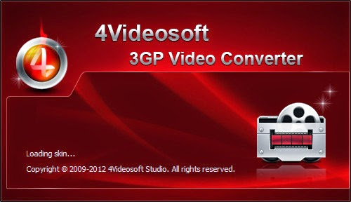 4Videosoft 3GP Video Converter Free