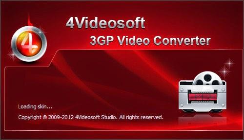 4Videosoft 3GP Video Converter Free