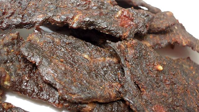 honey habanero beef jerky
