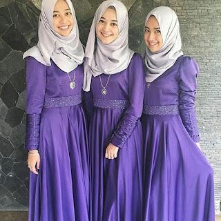 Model Kebaya Pesta Hijab