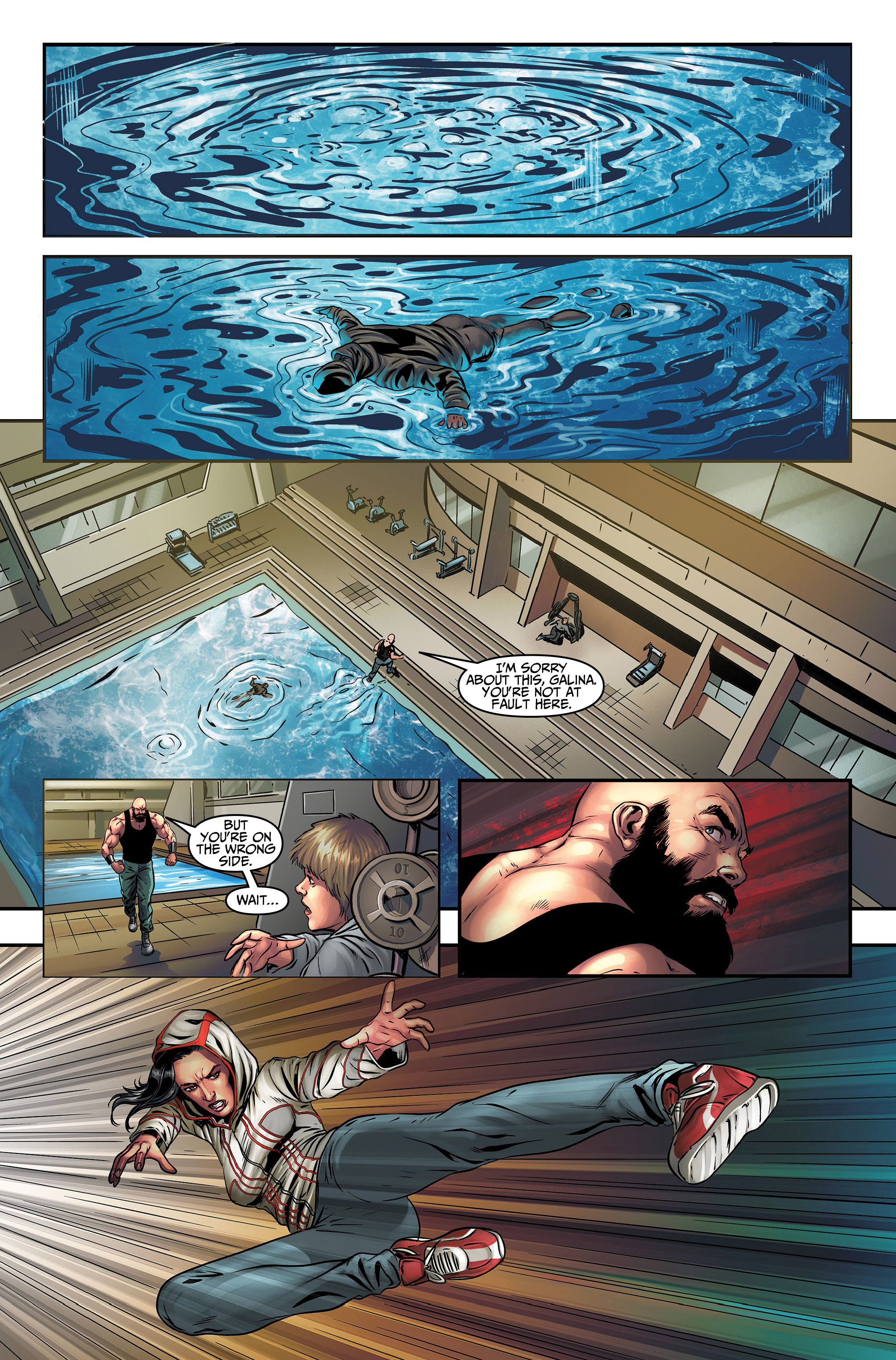 Read online Assassin's Creed (2015) comic -  Issue #5 - 15