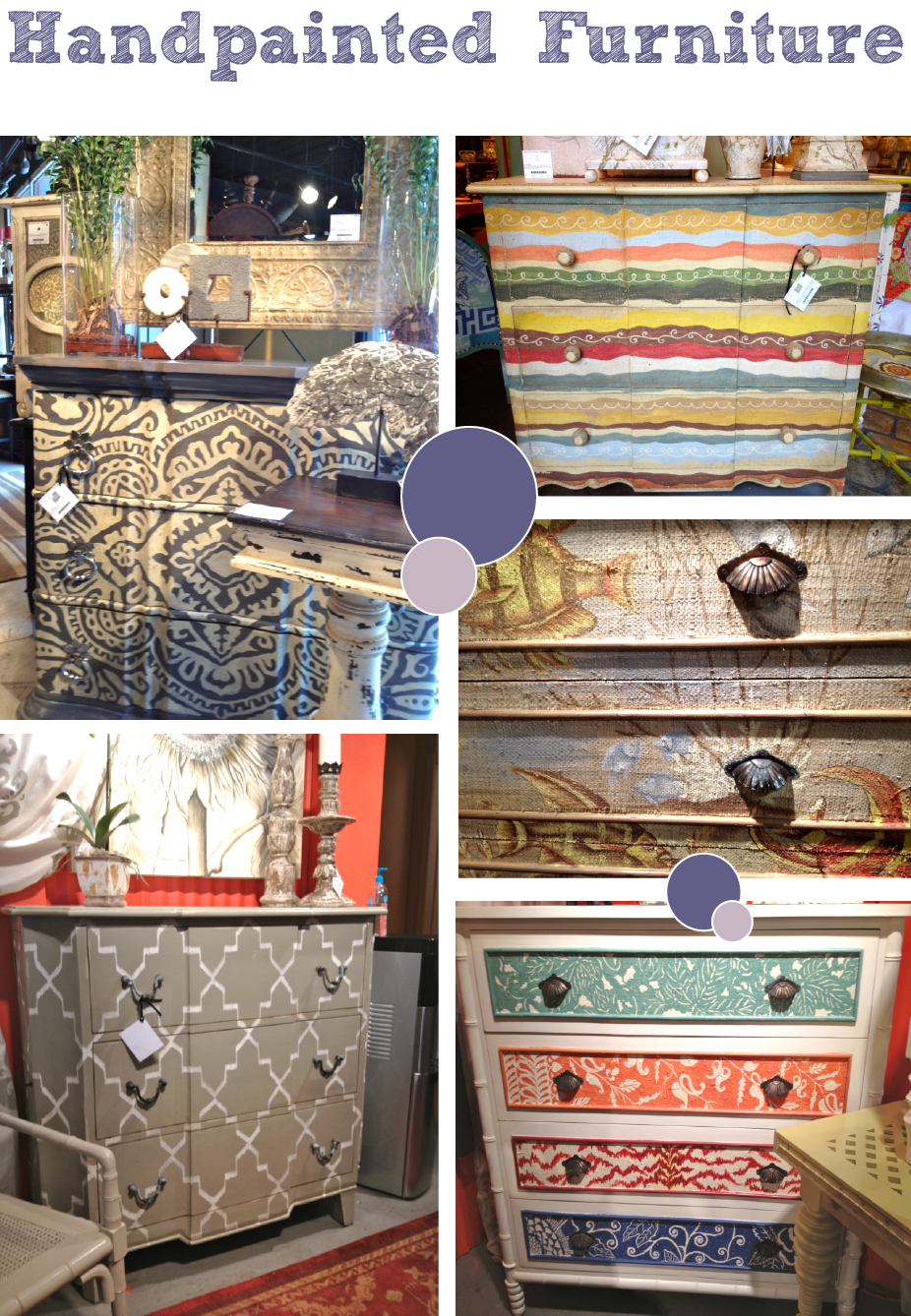 Finestra decorative hardware high point market - Hand painted furniture ideas ...