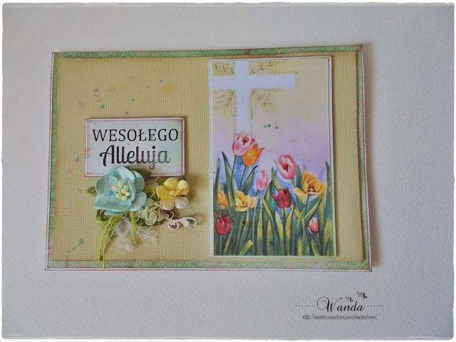 Wielkanocna zabawa karteczkowa#6