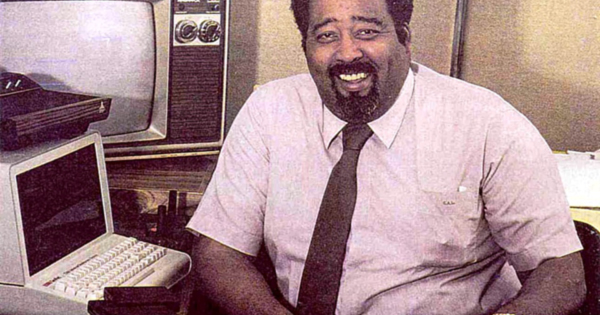 Jerry Lawson, inventor of video game cartridge