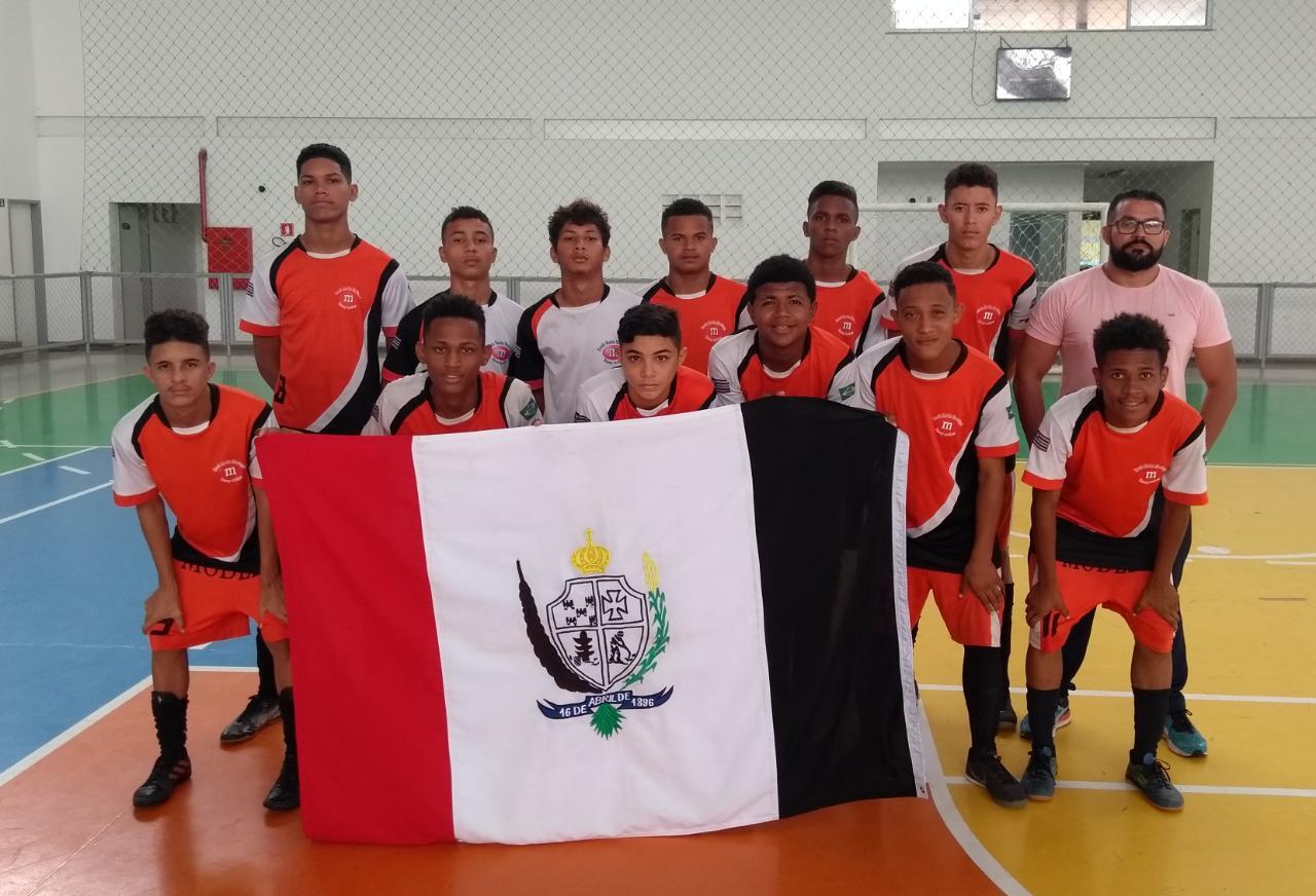 Esporte Codoense  Final de semana com muitos jogos de equipes de ... 81b8988a97200