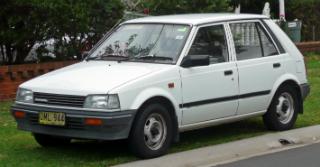 Daihatsu Charade 1983