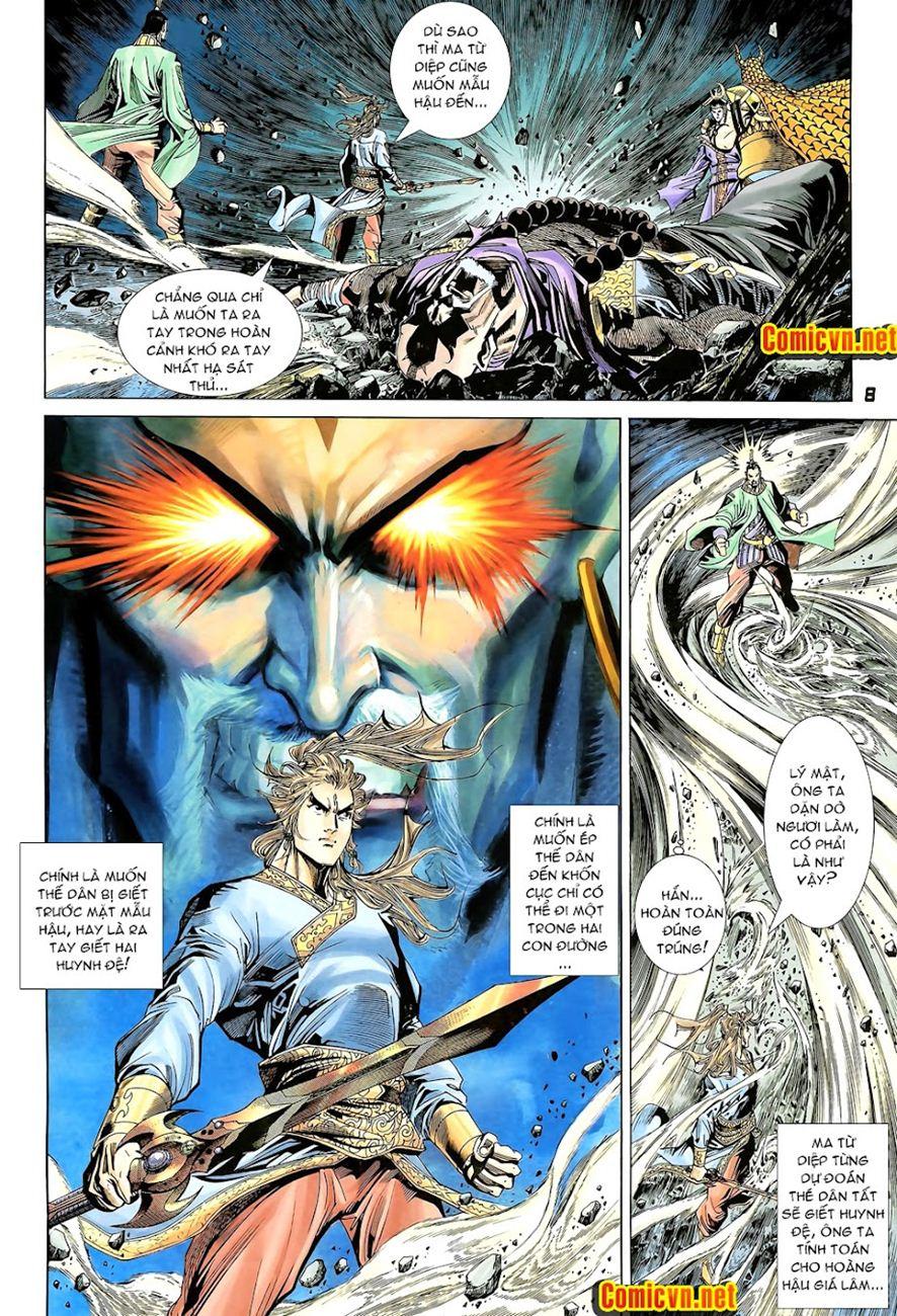 Đại Đường Uy Long chapter 83 trang 16
