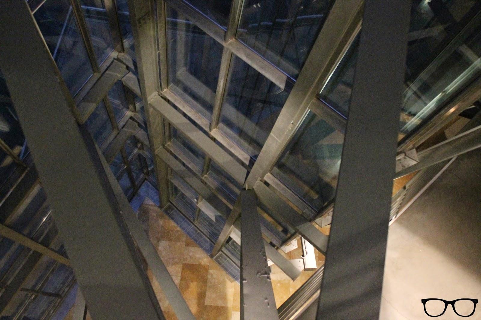 Interior Guggenheim Bilbao