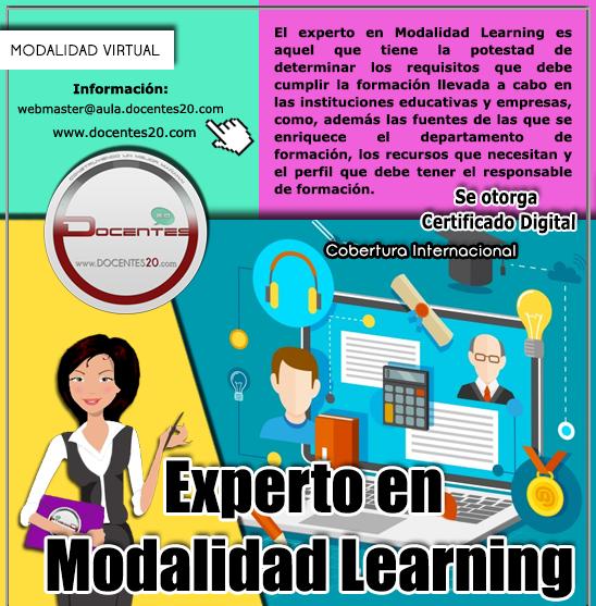 Modalidad Learning