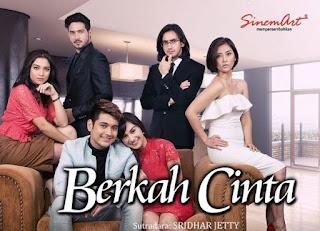 Lirik : Indah Dewi Pertiwi - Menemukanmu (OST. Berkah Cinta SCTV)
