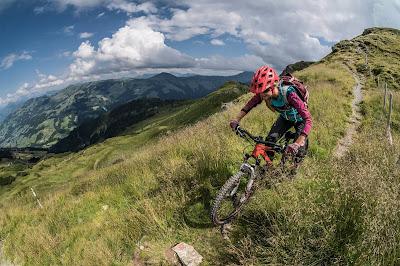 Biketour in den Kitzbüheler Alpen