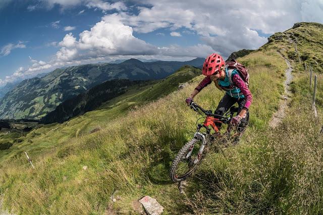 Biketour in den Kitzbüheler Alpen BBS