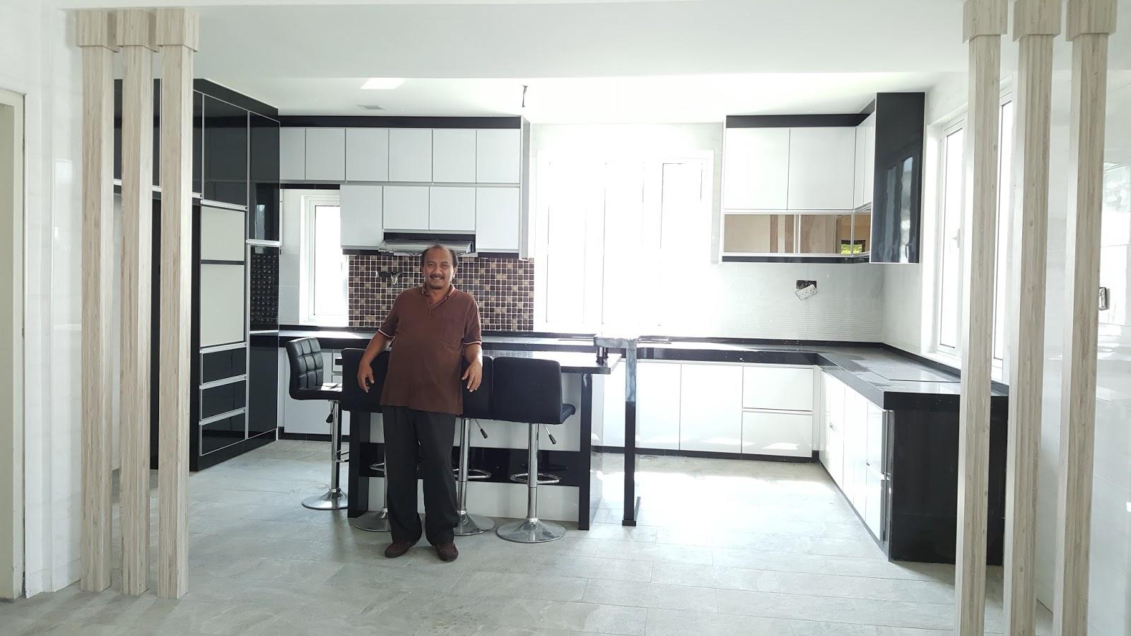 Kitchen cabinet farroda for Kitchen cabinet murah 2016