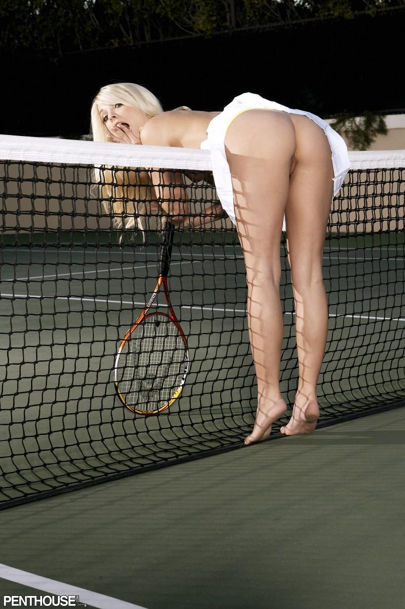 порно видео после тенниса девушек
