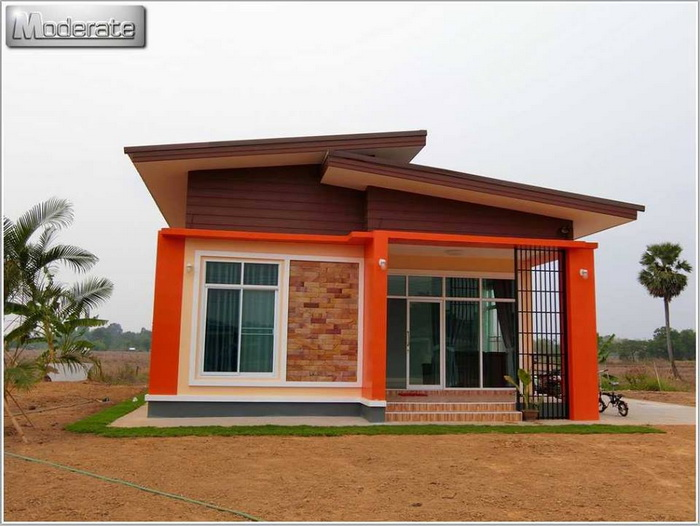 Building a house is not easy nowadays. With the material and labor cost that keeps on increasing, sometimes achieving our dream house is not easy. But if we are trying our best to save and achieve our goal for our family, this is very possible. If you are looking for a house design that is simple and can be considered to be affordable, scroll down below to see our best compilation this year.   These are box house design with a beautiful facade. You can design your own floor plan if you want to have a two or more bedroom for this design base on the needs of your family. This design can be both builds in rural and urban areas wherever in the Philippines.