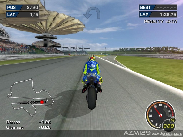 moto gp 3 system requirements