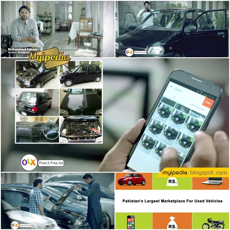 Olx Cars Rawalpindi Islamabad: Olx Pakistan Car Testimonial TVC 2016 (Video)