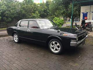 Toyota Crown Lele 1974 Pajak Hidup