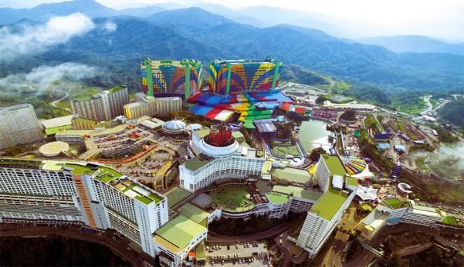 Paket Tour Wisata 4 Hari 3 Malam Genting Kuala Lumpur