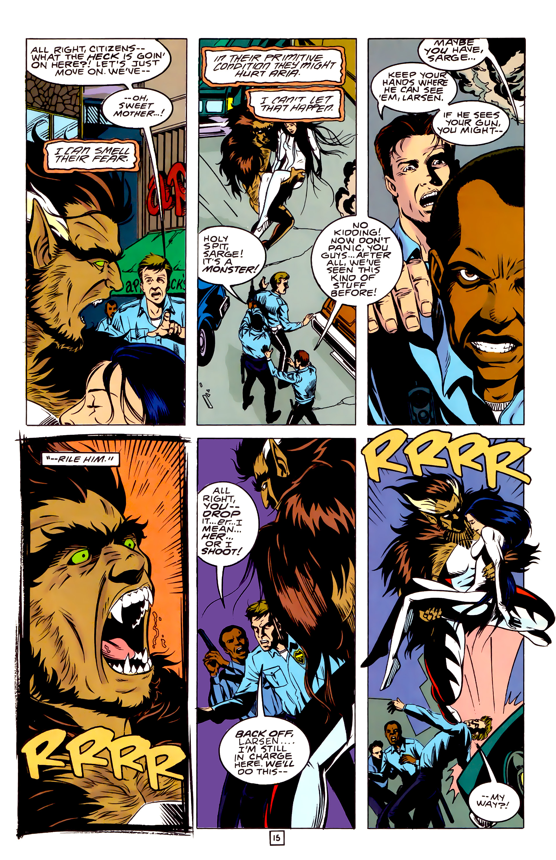 Legion of Super-Heroes (1989) _Annual_3 Page 15