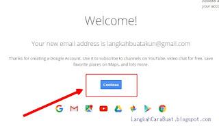 Buat Email Baru Di Gmail