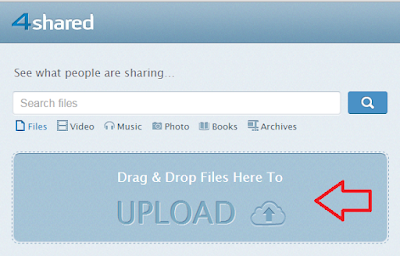 4Shared - Online File Sharing Site