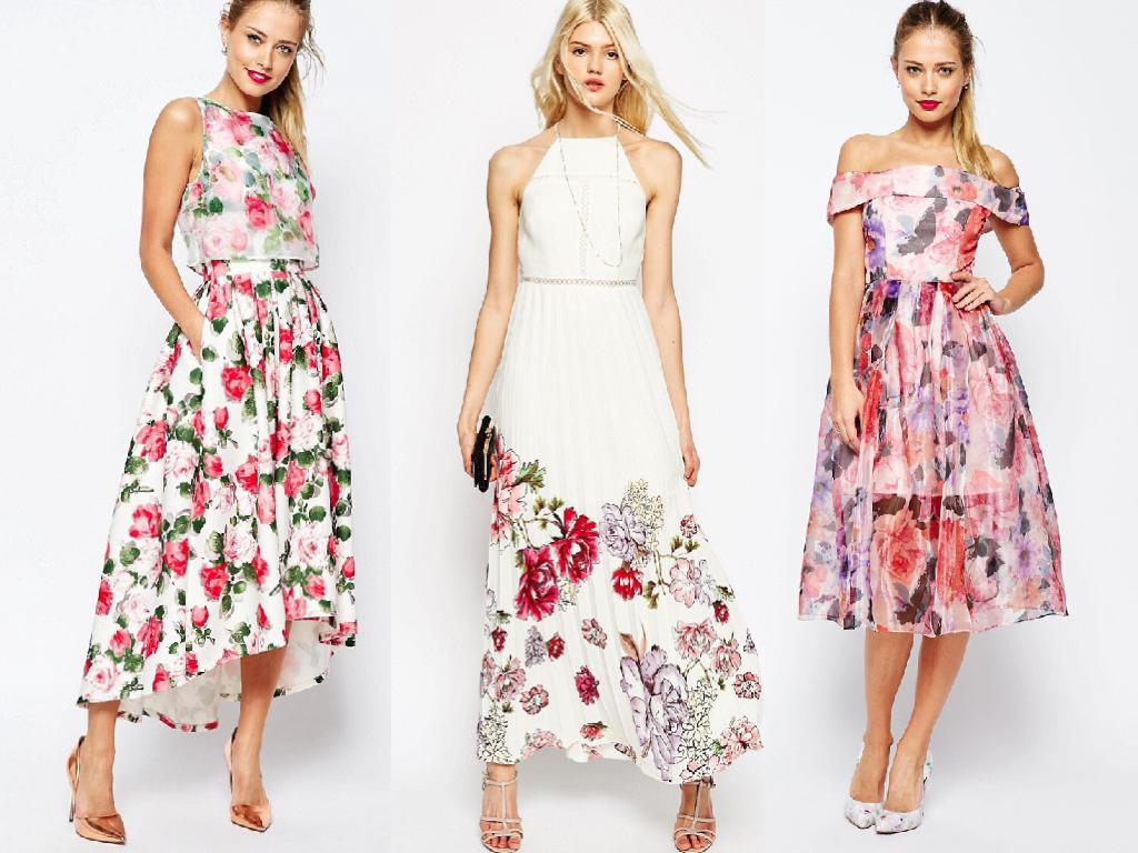 Matrimonio In Primavera Come Vestirsi : Come vestirsi per una cerimonia abiti la primavera